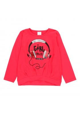 """Camiseta punto """"bbl music"""" de niña Boboli modelo 433099"""