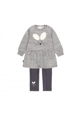 """Pack punto """"conejita"""" de bebé niña Boboli modelo 223120"""