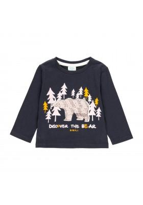 """Camiseta punto """"oso"""" de bebé niño Boboli modelo 323086"""