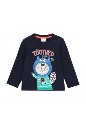 Camiseta punto estampada de bebé niño Boboli modelo 313063