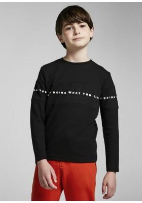 Camiseta manga larga otoman de Mayoral para niño modelo 7010