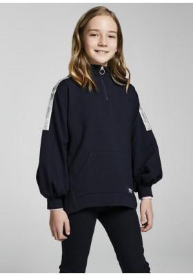 Conjunto leggings punto canale de Mayoral para niña modelo 7732