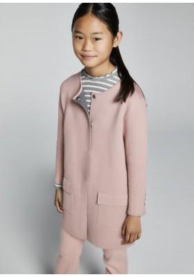 Rebecon tricot doble de Mayoral para niña modelo 7358