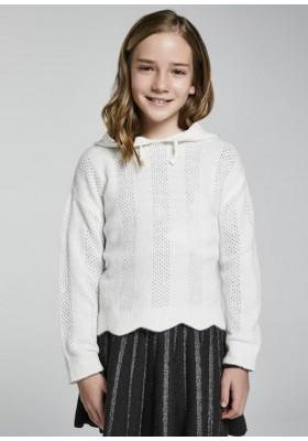 Jersey capucha de Mayoral para niña modelo 7354
