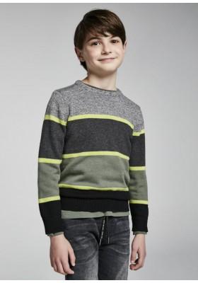Jersey rayas de Mayoral para niño modelo 7342