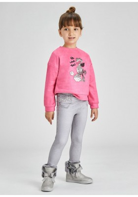 Leggings trampantojo de Mayoral para niña modelo 4735