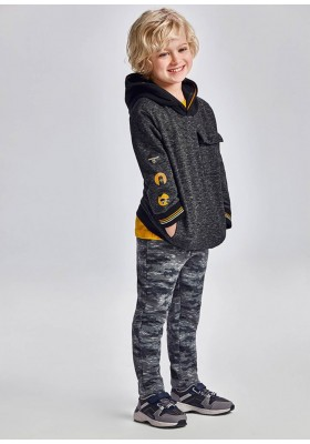 Pantalon punto estampado de Mayoral para niño modelo 4570