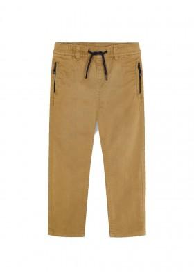 Pantalon jogger minicuadros de Mayoral para niño modelo 4561