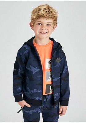 Canguro camuflaje de Mayoral para niño modelo 4426