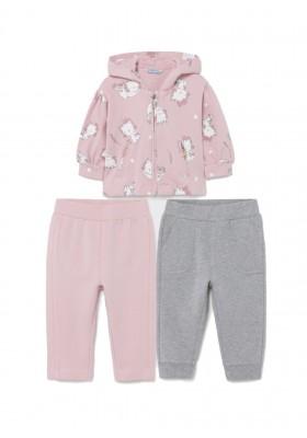 Chandal 2 pantalones de Mayoral para bebe niña modelo 2895