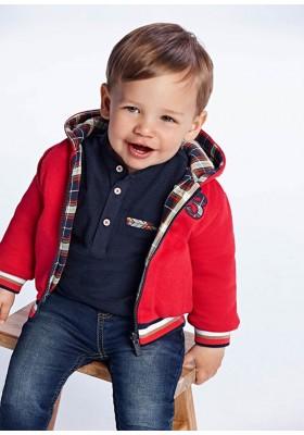 Canguro reversible de Mayoral para bebe niño modelo 2422