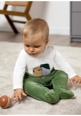 Pelele combinado de Mayoral para bebe niño modelo 2681