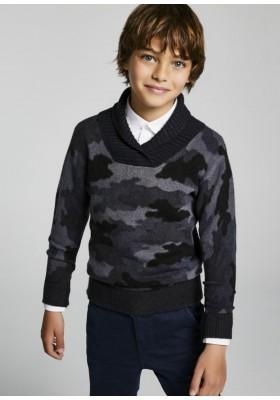 Jersey camuflaje de Mayoral para niño modelo 7343