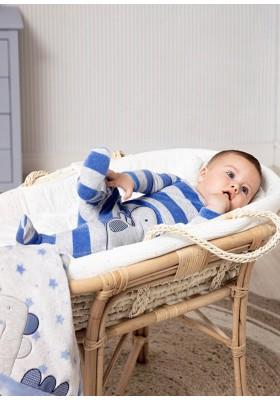 Set 2 peleles tundosado de Mayoral para bebe niño modelo 2683