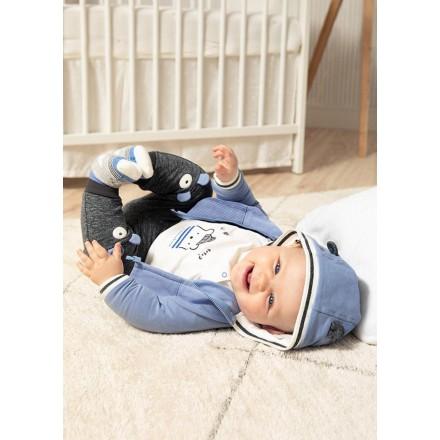 Chandal de felpa y camiseta de Mayoral para bebe niño modelo 2694