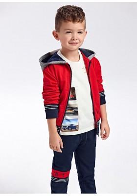 Chandal 2p canguro capucha de Mayoral para niño modelo 4832
