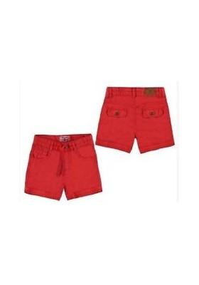 Pantalón corto MAYORAL rojo (ref::1256)