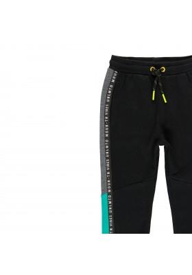 Pantalón felpa con bandas de niño Boboli modelo 513122