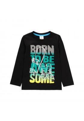 """Camiseta punto """"snow"""" de niño Boboli modelo 513111"""