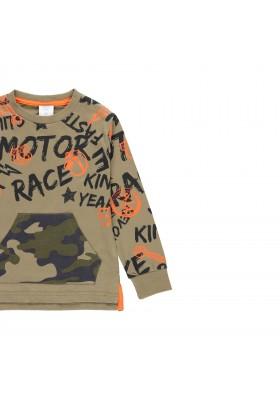 Camiseta punto estampada de niño Boboli modelo 523066