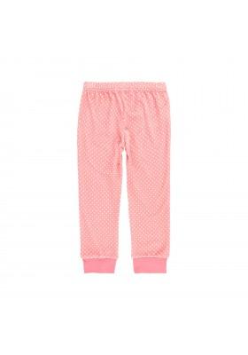 Pijama terciopelo topitos de niña Boboli modelo 923060