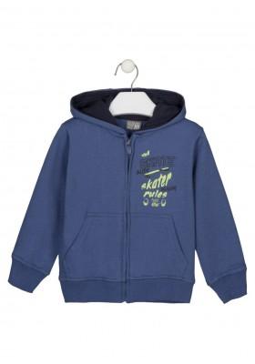 chaqueta con capucha Losan para niño modelo 125-6653AL