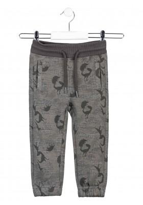 pantalon estampado Losan para niño modelo 125-6020AL