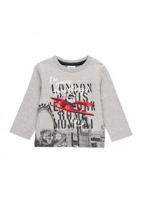 """Camiseta punto """"London"""" de bebé niño Boboli modelo 343055"""