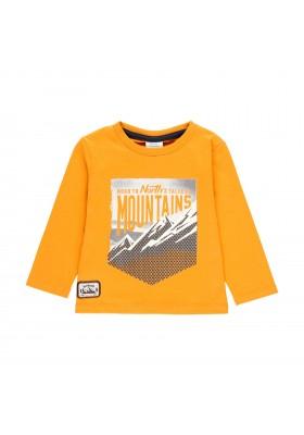 """Camiseta punto """"mountain"""" de bebé niño Boboli modelo 323031"""