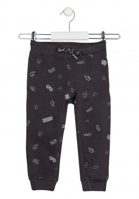 pantalon estampado Losan para niño modelo 125-6018AL
