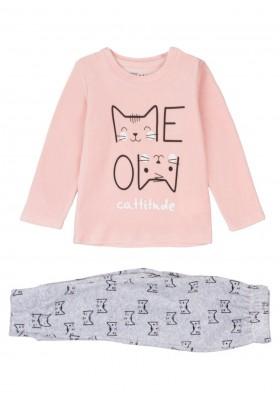 pijama de tundosado Losan para niña modelo 126-P001AL