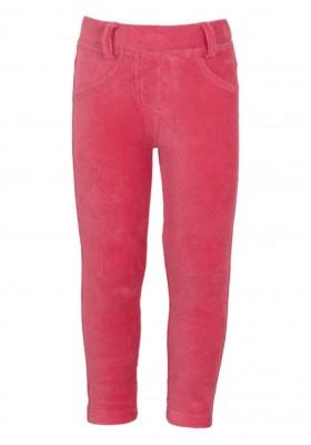 leggins de tundosado de pana Losan para niña modelo 126-6017AL