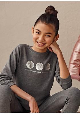 Pullover modal de Mayoral para niña modelo 7428