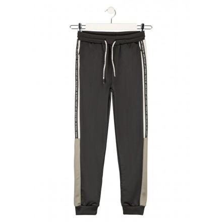 pantalon de interlock Losan para niño modelo 123-6021AL