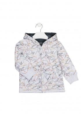chaqueta estampada Losan para niño modelo 125-6666AL