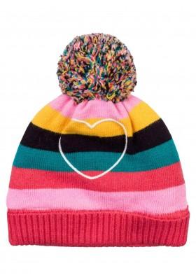 gorro de tricotosa Losan para niña modelo 126-A002AL