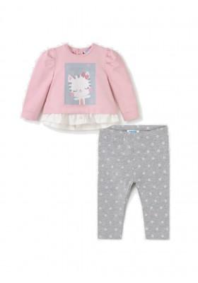 Conjunto leggings de Mayoral para bebe niña modelo 2721