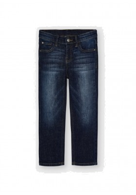 Pantalon tejano regular fit baside Mayoral para niño modelo 541