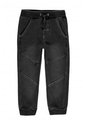 Pantalón felpa denim de niño Boboli modelo 590295