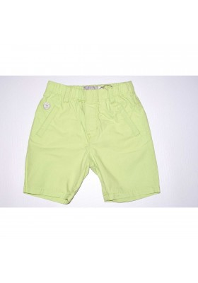 Pantalón corto BOBOLI  bebe niño sarga