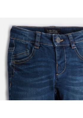Pantalon tejano MAYORAL niño super slim fi