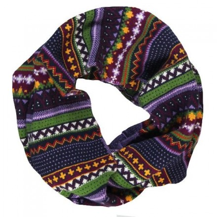 Bufanda BOBOLI niña tricotosa