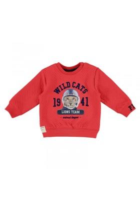 "Pullover tejido MAYORAL bebe niño ""tigre rugby"""