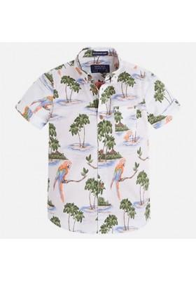 Camisa m/c con camiseta