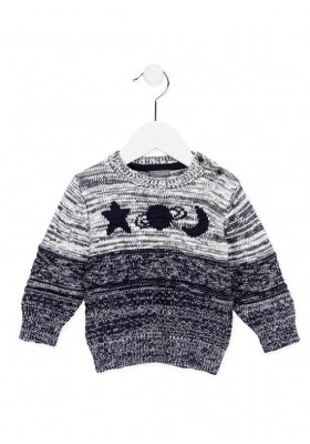 Jersey de tricotosa LOSAN bebe niño