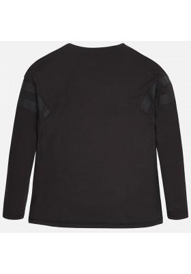 Camiseta manga larga Mayoral niña sport bandas