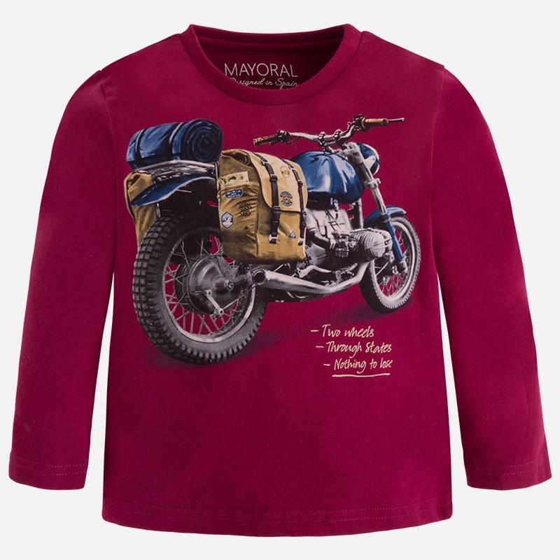 b93f35832 Camiseta manga larga MAYORAL niño