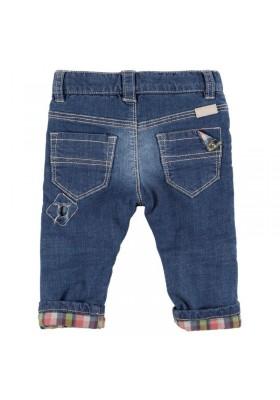 Pantalón largo BOBOLI bebe niño tejano