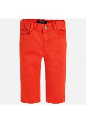 Pantalón largo MAYORAL bebe niño color tango