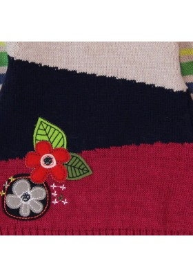 Vestido Tricotosa BOBOLI para bebe niña